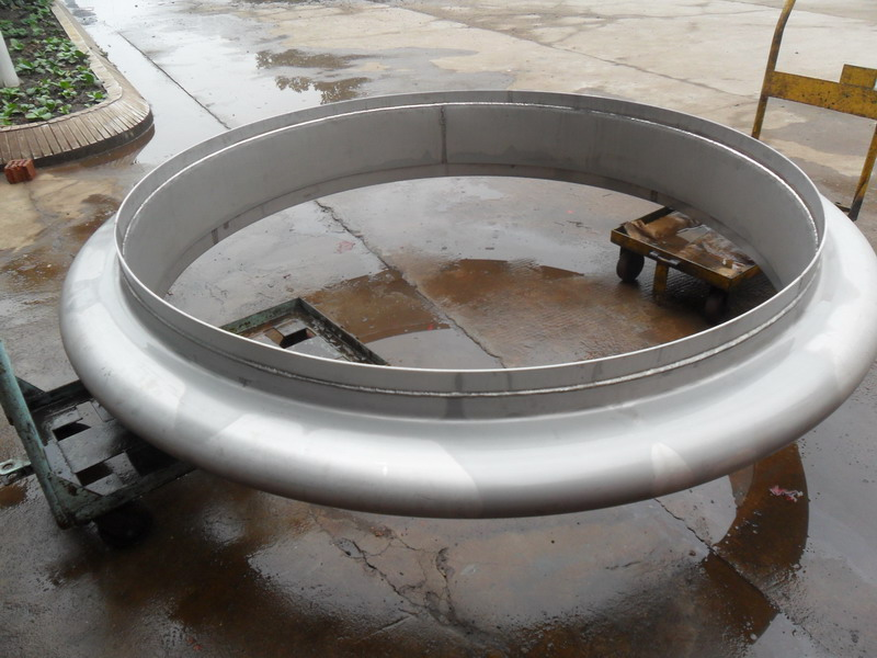 Stainless steel expansion joints metal