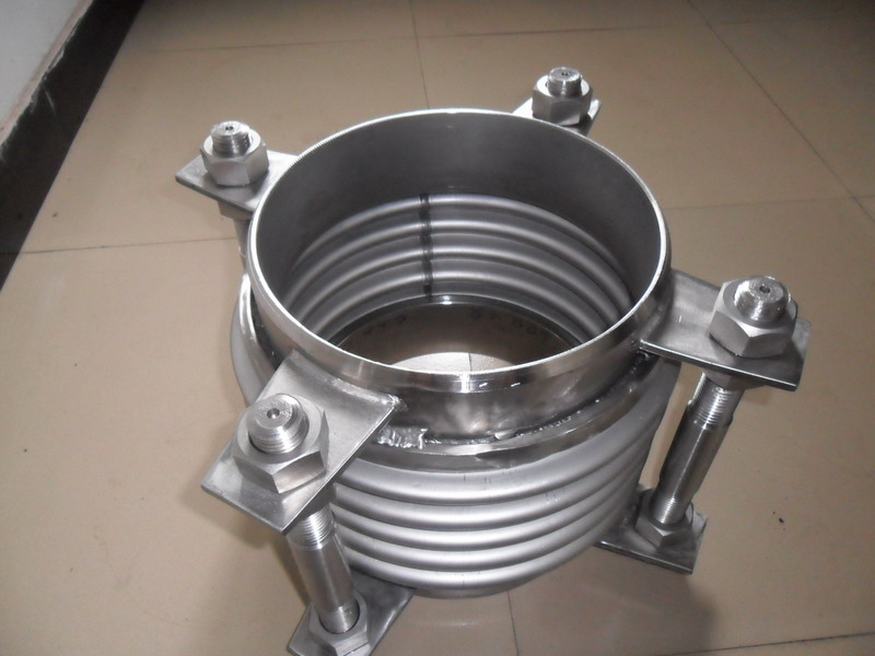 Inconel expansion joint bellow