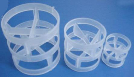 Ectfe Halar Pall Rings Metal Pall Ring Plastic Pall Ring