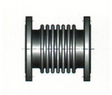 Round Metal Expansion Joints - Metal expansion joints,Stainless
